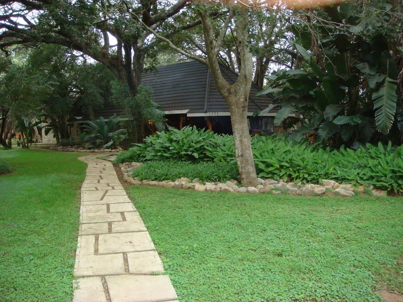 Zeekoepan Safaris Accommodation